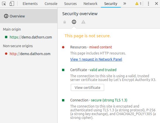 Security | Dathorn Blog